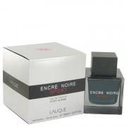 Encre Noire Sport Eau De Toilette Spray By Lalique 3.3 oz Eau De Toilette Spray