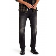 Diesel Darron Slim Tapered Jeans - 30 Inseam BLACKDENIM