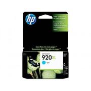 HP Cartucho de tinta HP 920XL cian original (CD972AE)