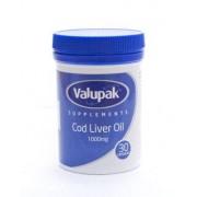 Cod Liver Oil - 30 Tablets