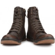 Diesel Boots For Men(Brown)