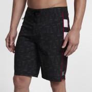 Boardshort Hurley Phantom JJF Maritime 51 cm pour Homme - Noir