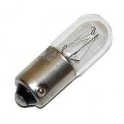 LAMPARA TUBULAR Ba9s 10x28 6.5V 100mA