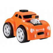 Kid Galaxy Twist n Go Racers Orange Hot Rod