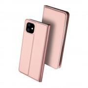 Dux Ducis - pro serie slim wallet hoes - iPhone 11 - Rose Goud
