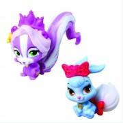 Disney Princess Palace Pets, Set figurine Iepurasul Albei ca Zapada si Sconcsul lui Rapunzel