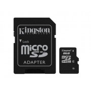 "8GB Micro SD"" HC Card Class 4"