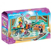 Playmobil City Life, Magazin biciclete si skatebord