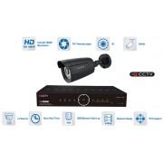 Kamerový set 1x bullet kamera 1080P s 20m IR a hybridní DVR