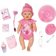 ZAPF CREATION interactieve babypop, »BABY born® Interactive Girl«