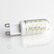 G9 3 W 830 LED bulb in tube form clear