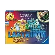 Furfangos labirintus - sötétben világító kiadás
