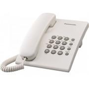 Žični telefon Panasonic KX-TS500FXW, bela