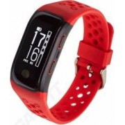 Smartband Garett Fit 20 GPS Bluetooth Monitorizare activitati WP IP68 Red