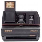 Polaroid 600 Impulse 79 x 79mm Zwart instant print camera