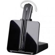 Plantronics Telefonní headset DECT bez kabelu, mono Plantronics CS540 do uší , na uši černá