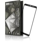 Tempered Glass Protector Xiaomi RedMi Note 5 készülékhez keretes fekete