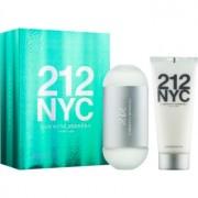 Carolina Herrera 212 NYC lote de regalo ІХ eau de toilette 100 ml + leche corporal 100 ml