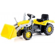 Excavator cu pedale Yellow
