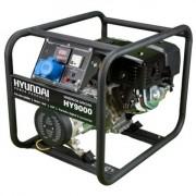 HY9000 Hyundai Generator de curent electric , putere maxima 7 kVA , motor Hyundai , 230 V