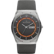 Skagen SKW6007 - Horloge - Heren - Grijs - Ø 40 mm