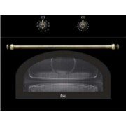 Cuptor microunde incorporabil Teka MWR 32 BI Anthracite, 32 L,1000 W, Grill 1500 W, negru, rustic