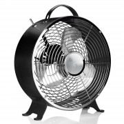 Vintage VE5966 table fan black