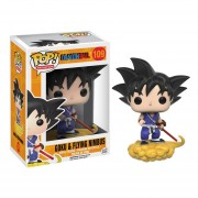 Goku Nube Volador Dragon Ball Funko Pop Anime akira toriyama INCLUYE BOLSA POP PARA REGALO
