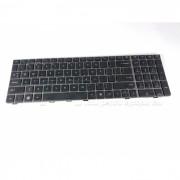 Tastatura Laptop Hp ProBook 4535S cu rama argintie + CADOU