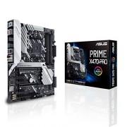 Asus Prime x470-Pro AMD x470 Socket am4 ATX moederbord – moederborden (DDR4-SDRAM, DIMM, 2133,2400,2666,2800,2933,3000,3200,3466 MHz, Dual, 64 GB, AMD)