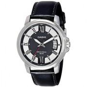 Casio Enticer Analog Black Dial Mens Watch-MTP-E130L-1AVDF (A1167)