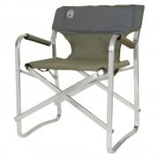 ColemanStandar DECK CHAIR - zelené kreslo