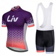 Ropa Ciclismo de verano con tirantes Para Mujer Liv 2018