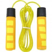 Въже за скачане с дължина 2.8 м. с тежести в дръжките