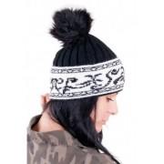 Дамска шапка ангора