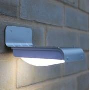 16 LED Solcells Utebelysning med rörelsedetektor