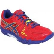 Asics Gel-Blade 4 Men Badminton Shoes For Men(Red)