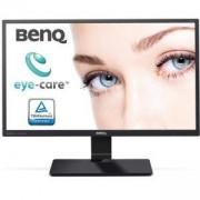 Монитор BenQ GW2470HL, 23.8 Wide VA LED, 4ms GTG, 3000:1, 20M:1 DCR, 250 cd/m2, 1920x1080 FullHD, VGA, HDMI, Черен, 9H.LG6LB.QBE