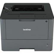 HL-L5000D Brother HL-l5000d A4 Monochroom laserprinter (afdrukken, scannen, kopiëren, faxen, 1.200 X 1.200 dpi, USB, Print airbag voor 200.000 pagina 's), geen