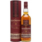 GlenDronach 12 years whisky 0,7L 43%