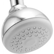 Touch Globe 3 Inch Round Overhead Shower
