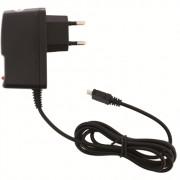 Scanpart Thuislader Micro-USB 2000mA Zwart 1,5m