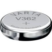 Baterie buton oxid de argint 362, 1,55 V, 21 mAh, Varta