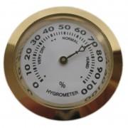 Igrometro analogico per scatole porta sigari 37mm
