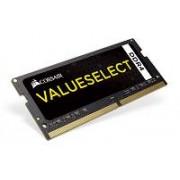 CORSAIR CMSO4GX4M1A2133C15 - 4GB DDR4, 2133MHZ, SODIMM