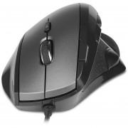 Profesional Ratón Ratón óptico Con Cable Delux M910BU Con-Negro