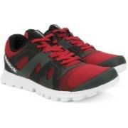 REEBOK ELECTRO RUN Men Running Shoes For Men(Grey, Red)