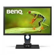 """Monitor Benq 27"""", SW2700PT, 2560x1440, Lift, Pivot, crna, 24mj, (9H.LDKLB.QBE)"""