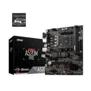 MB MSI A520M Pro, AM4, micro ATX, 2x DDR4, AMD A520, 36mj (7D14-005R)