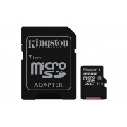 Kingston Canvas Select - Flash-minneskort (microSDXC till